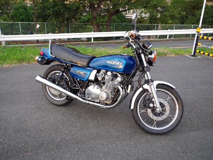田邊さんのGS1000E