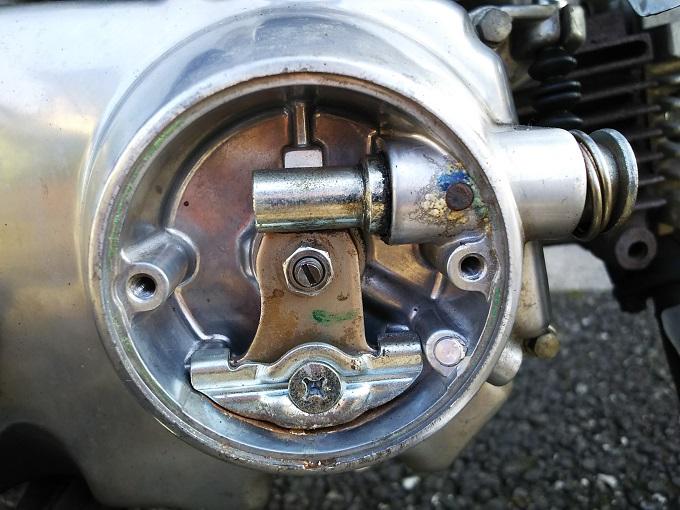 バイク クラッチ 切れ ない